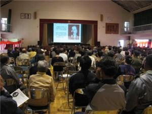 2008/11/03興居島での講演会2