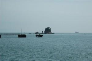 四十島 通称 ターナー島