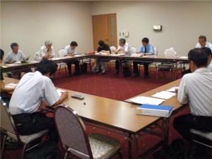 2009/06/19宮本武之輔を偲び顕彰する会総会