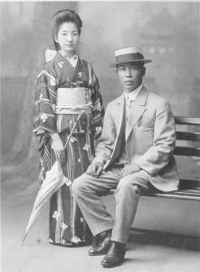 13 結婚直前の宮本と中路幸子